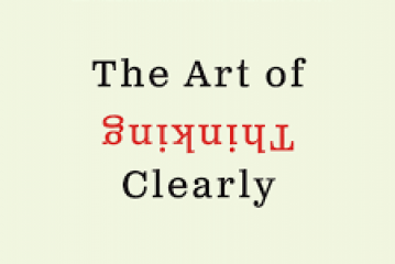 چکیده کتاب هنر اندیشیدن شفاف، اثر رولف دوبلی
